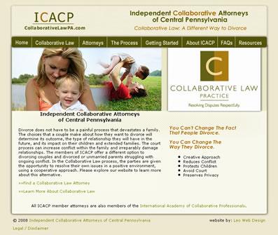 Central PA web design
